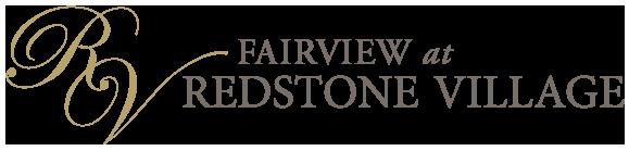 Fairview at Redstone Village Logo